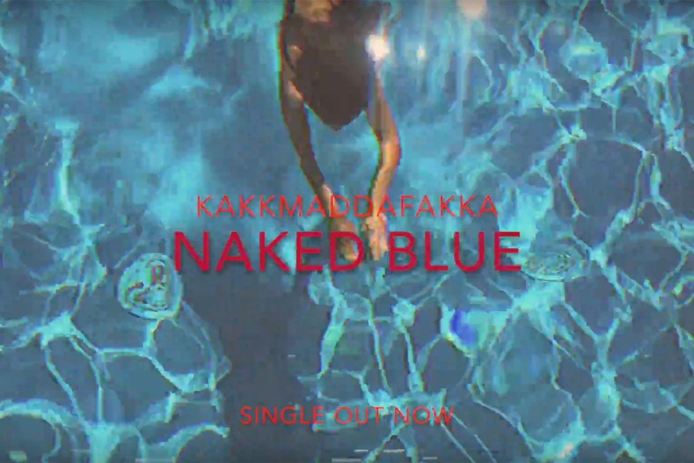 "Estrenamos en exclusiva el videoclip ""Naked Blue"" de Kakkmaddafakka"