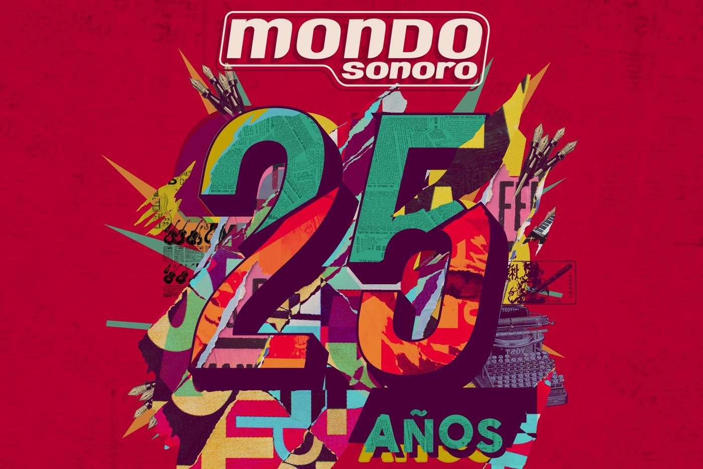 #MondoSonoro25: así lo vamos a celebrar