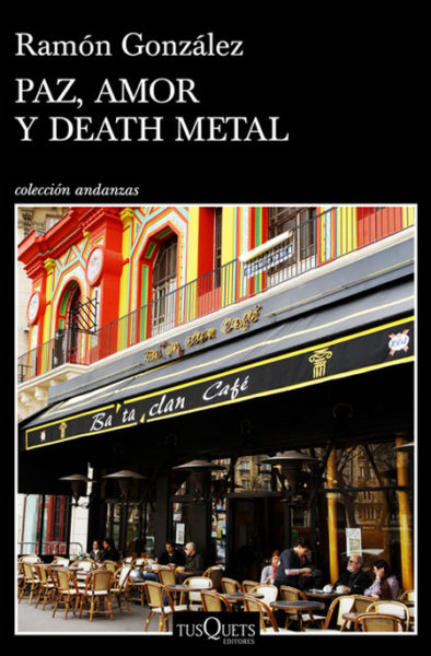 ramon gónzalez paz amor death metal