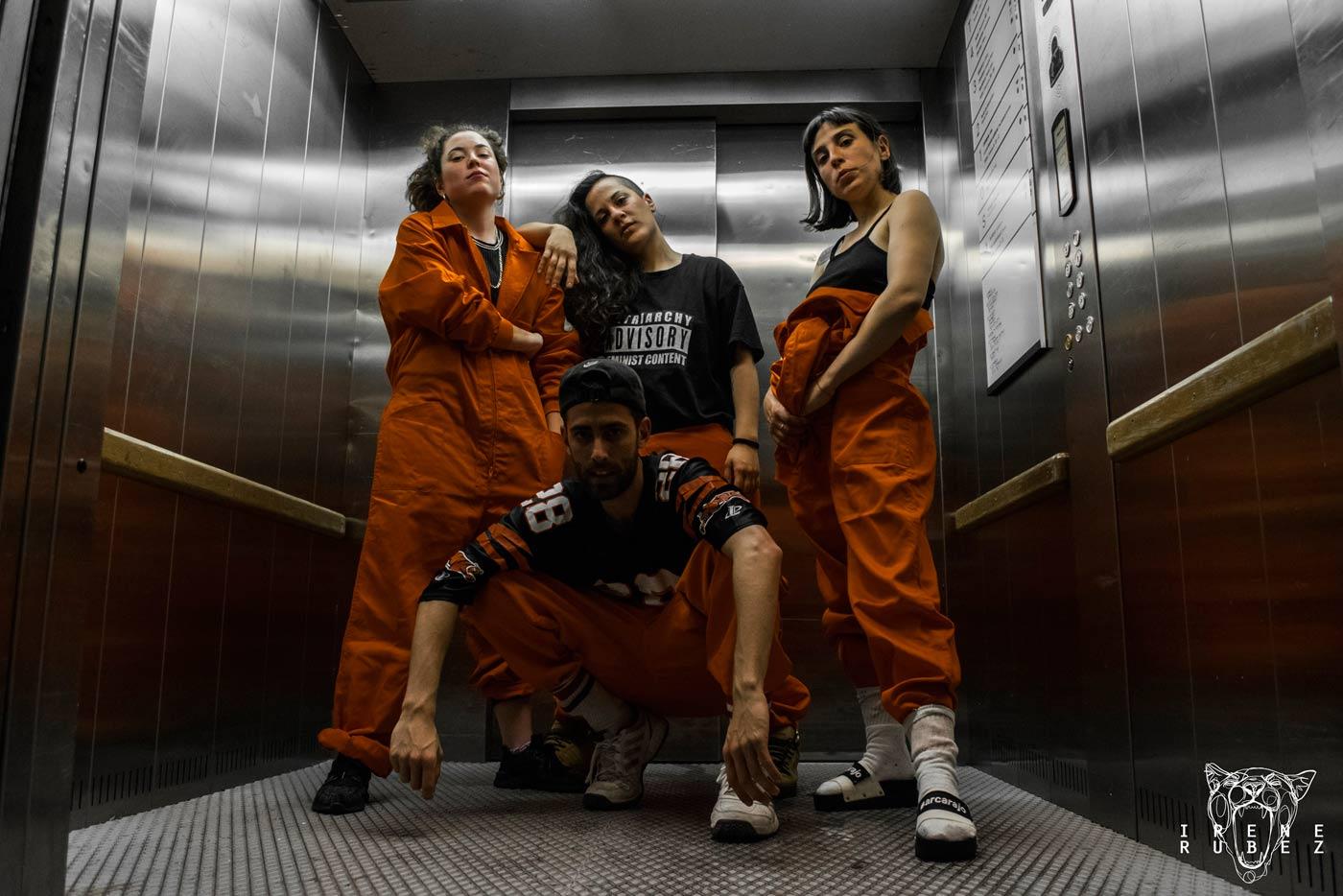 """Tribade presentan """"Dejar es3 espacio"""" junto a Las Bajas Pasiones"""