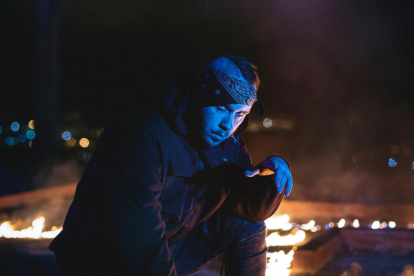 """D.L. Blando presenta el primer single de su mixtape """"Mad World"""""""