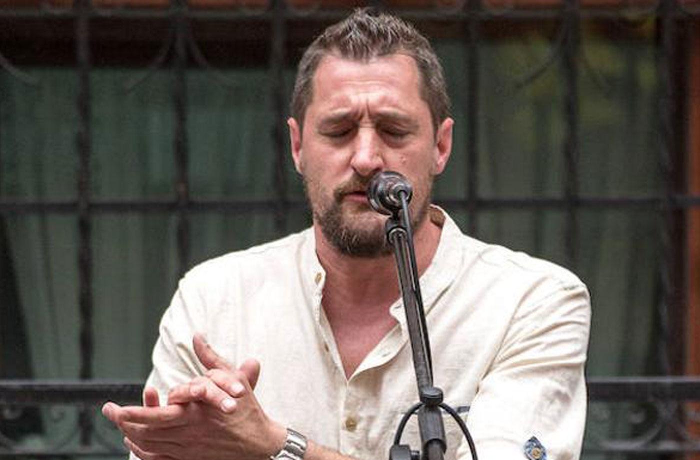 Juanjo Navas y Sonic Trash homenajean a Enrique Morente