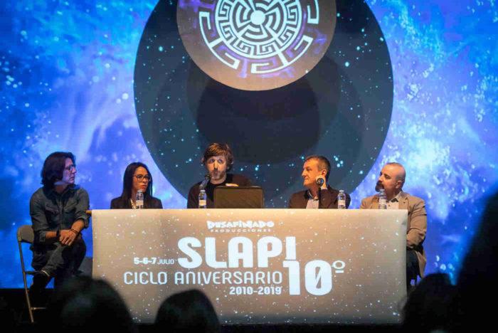 Presentación de la celebración de los 10 años del Slap Festival