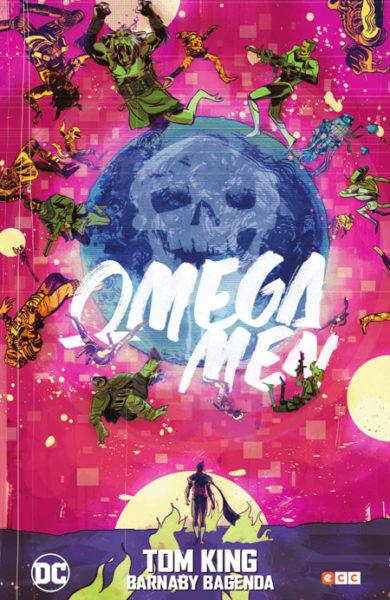 Omega Men cubierta