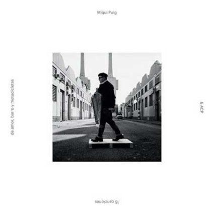 Miqui Puig nuevo disco