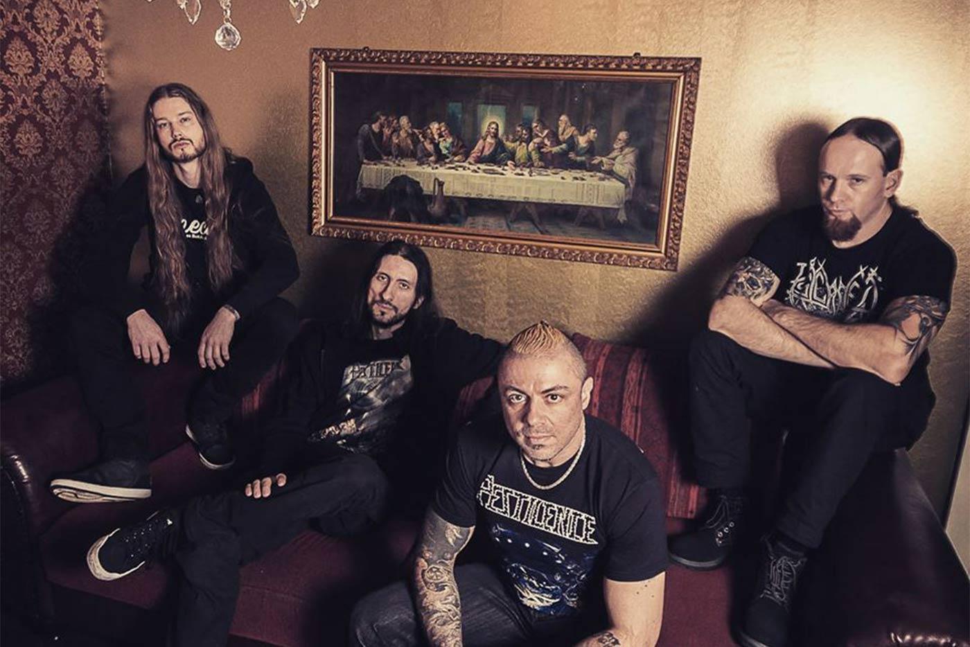 La gira de Pestilence pasará por Barcelona
