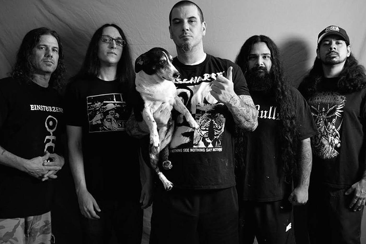 Cancelan la gira neozelandesa de Phil Anselmo por sospechas de supremacismo