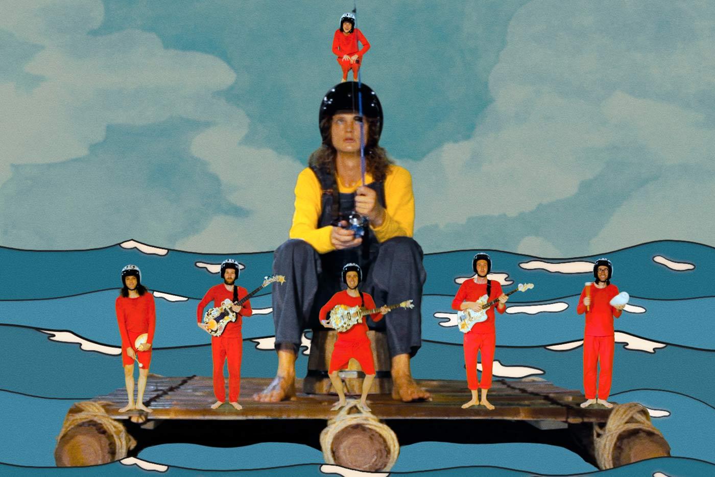 King Gizzard & The Lizard Wizard anuncian disco y fechas en España