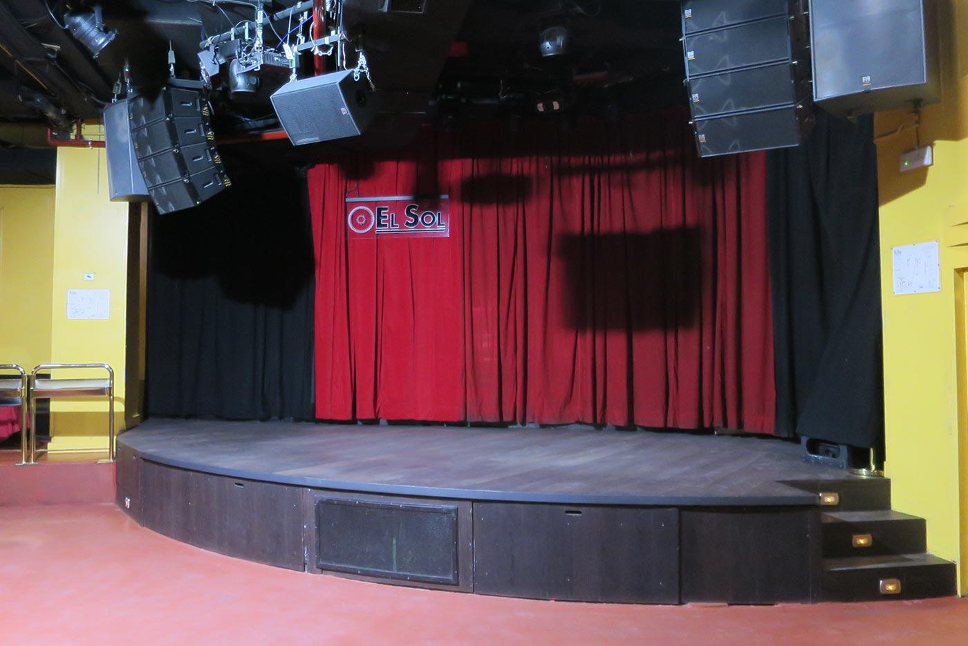 Comunicado de las salas de conciertos sobre las medidas del Gobierno y las CCAA