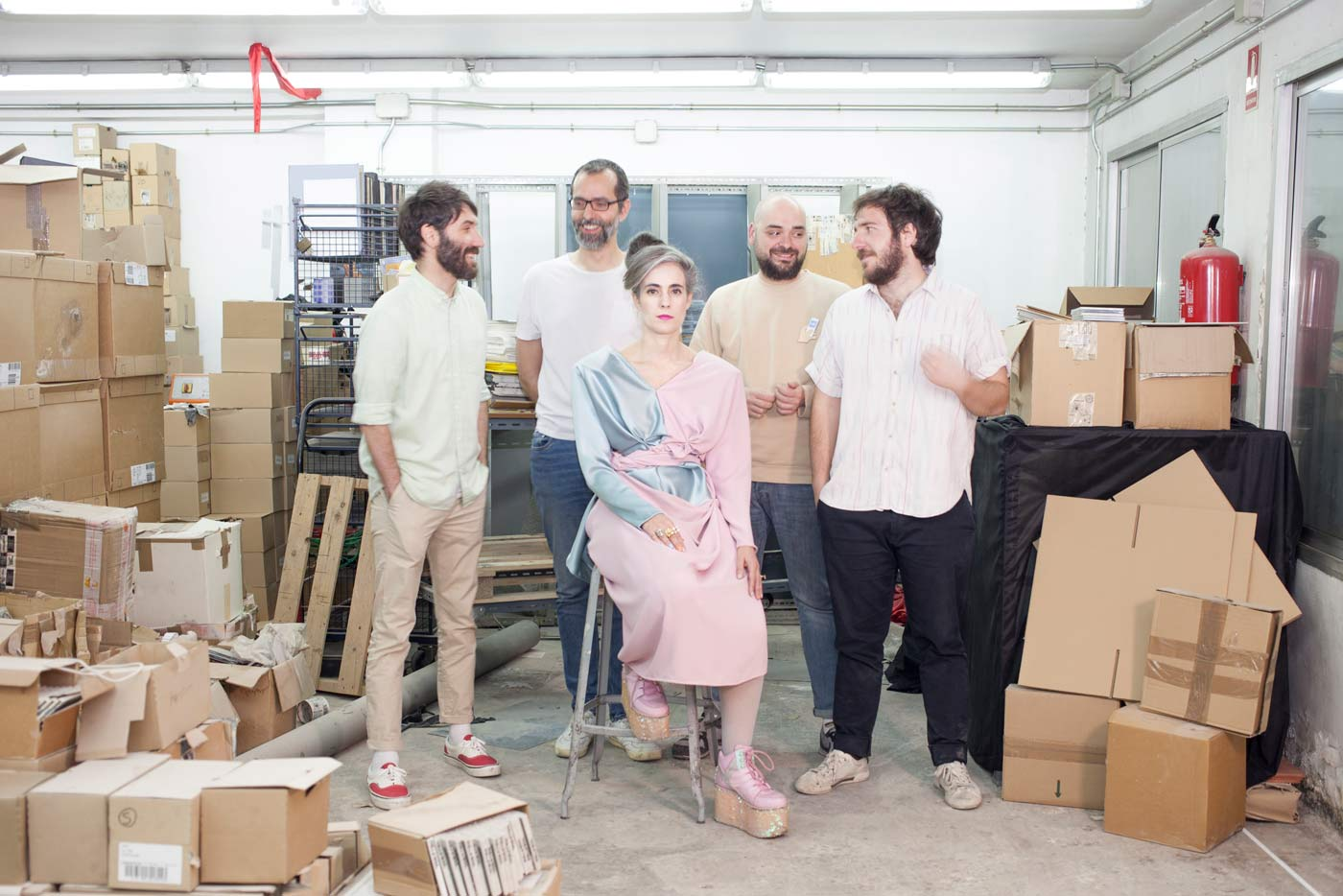 Los Punsetes lanzarán su nuevo disco el 4 de octubre