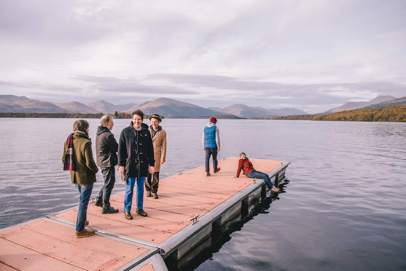 The Boaty Weekender, el festival que se celebra en un crucero