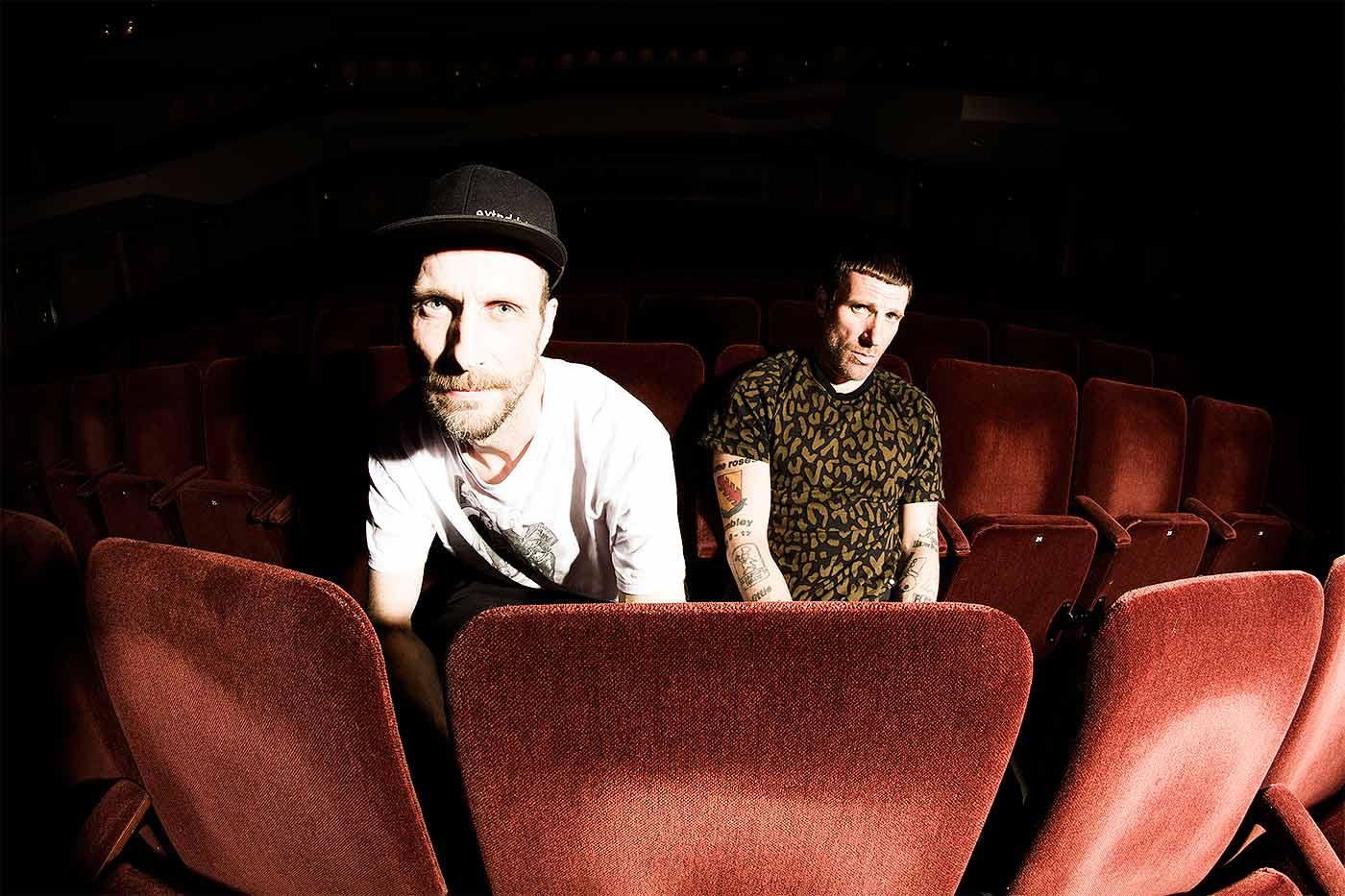 "Sleaford Mods avanzan dos temas de su próximo disco, ""Spare Ribs"""