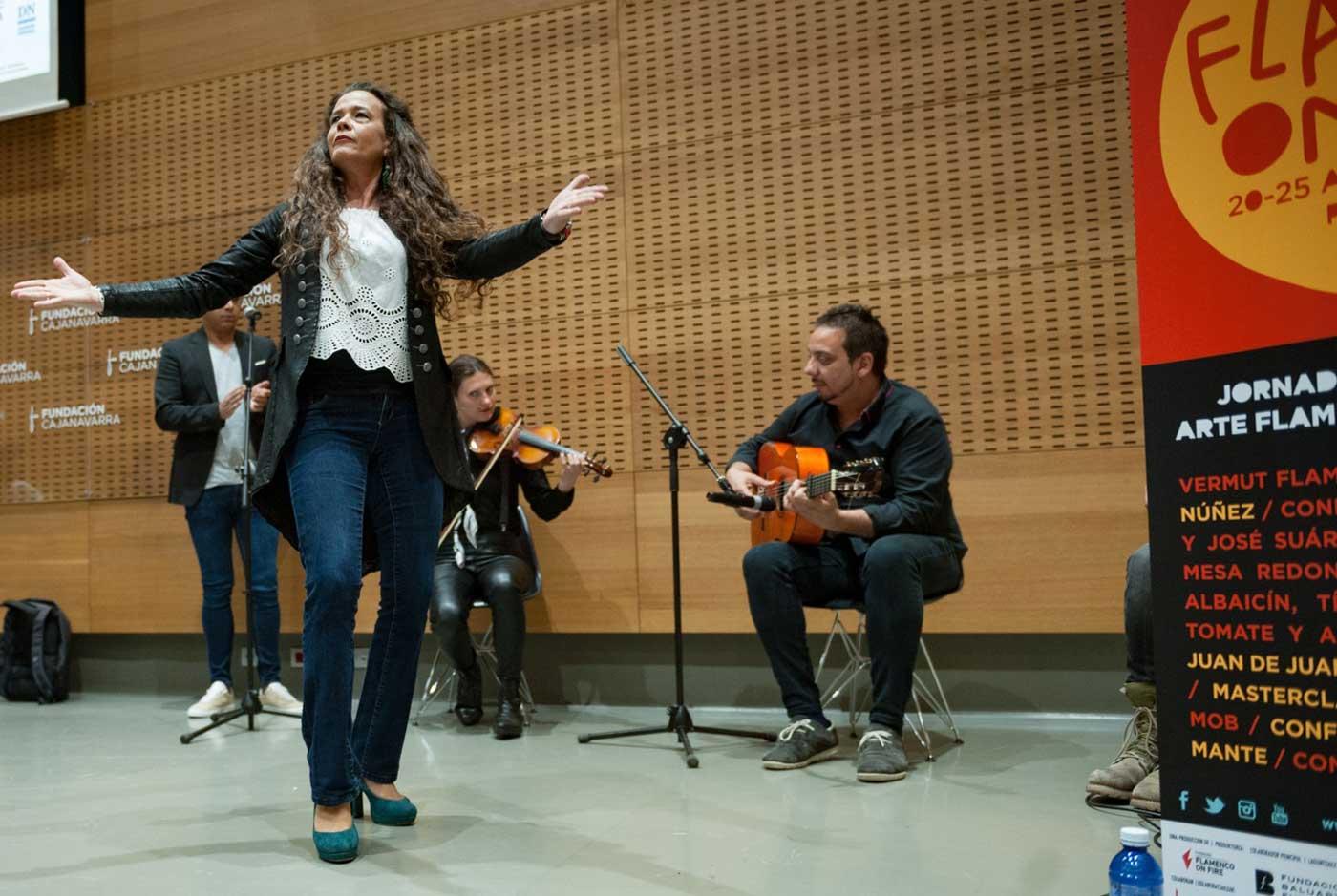 Flamenco On Fire presenta el programa completo de su sexta edición