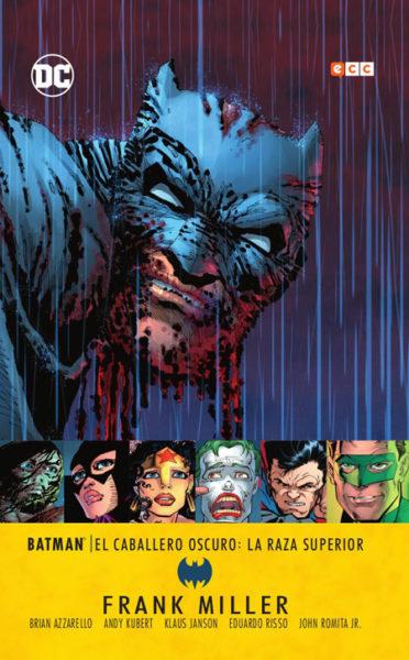 """""""Batman: Caballero Oscuro III. La raza superior"""""""