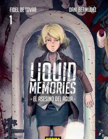 Liquid Memories Manga