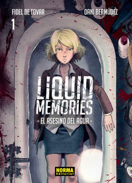 Liquid Memories Manga