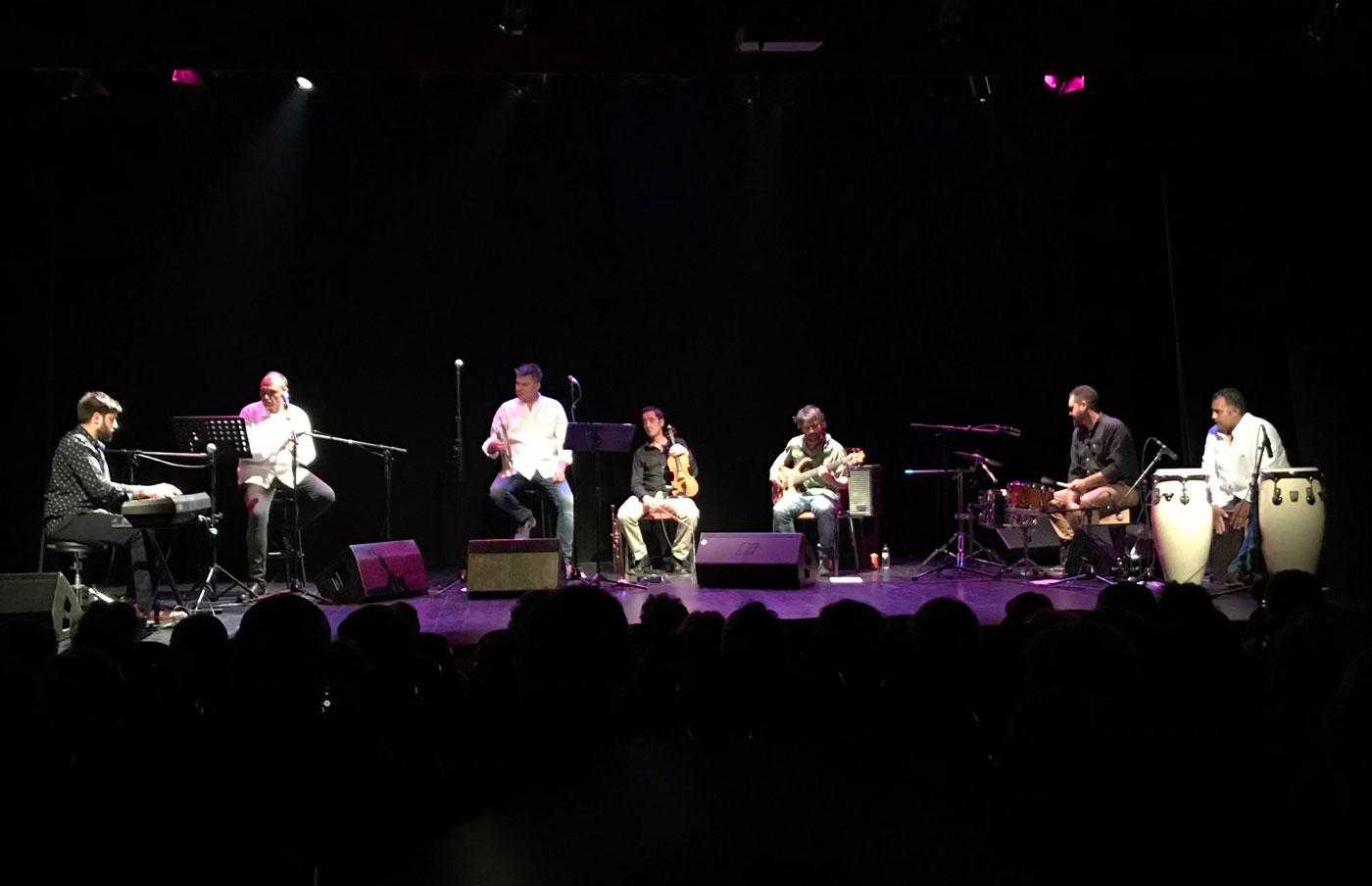 Flamenco, jazz y otras artes desde el corazón del Casco de Huesca