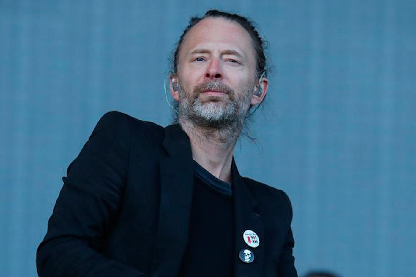 "Thom Yorke (Radiohead) estrena ""Plasticine Figures"" en The Tonight Show"