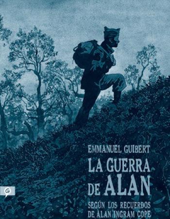 La guerra de alan Emmanuel Guibert