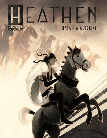 """Heathen Vol. 1"" de Natasha Alterici"