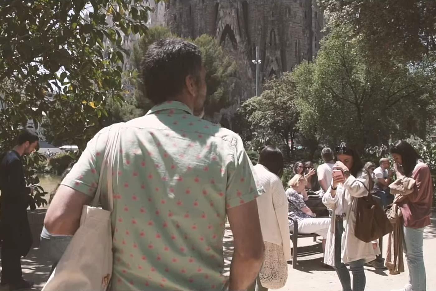 """Estrenamos el videoclip de la """"Barcelona"""" de Santi Campos & Herederos"""