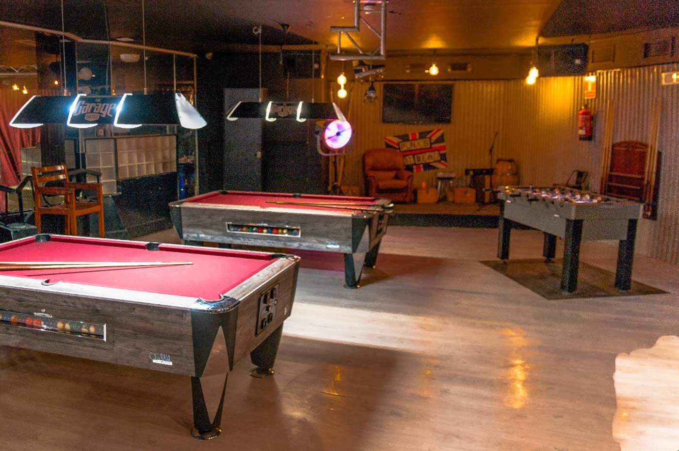 The Garage Gasteiz, nuevo espacio que fusiona ocio y comercio