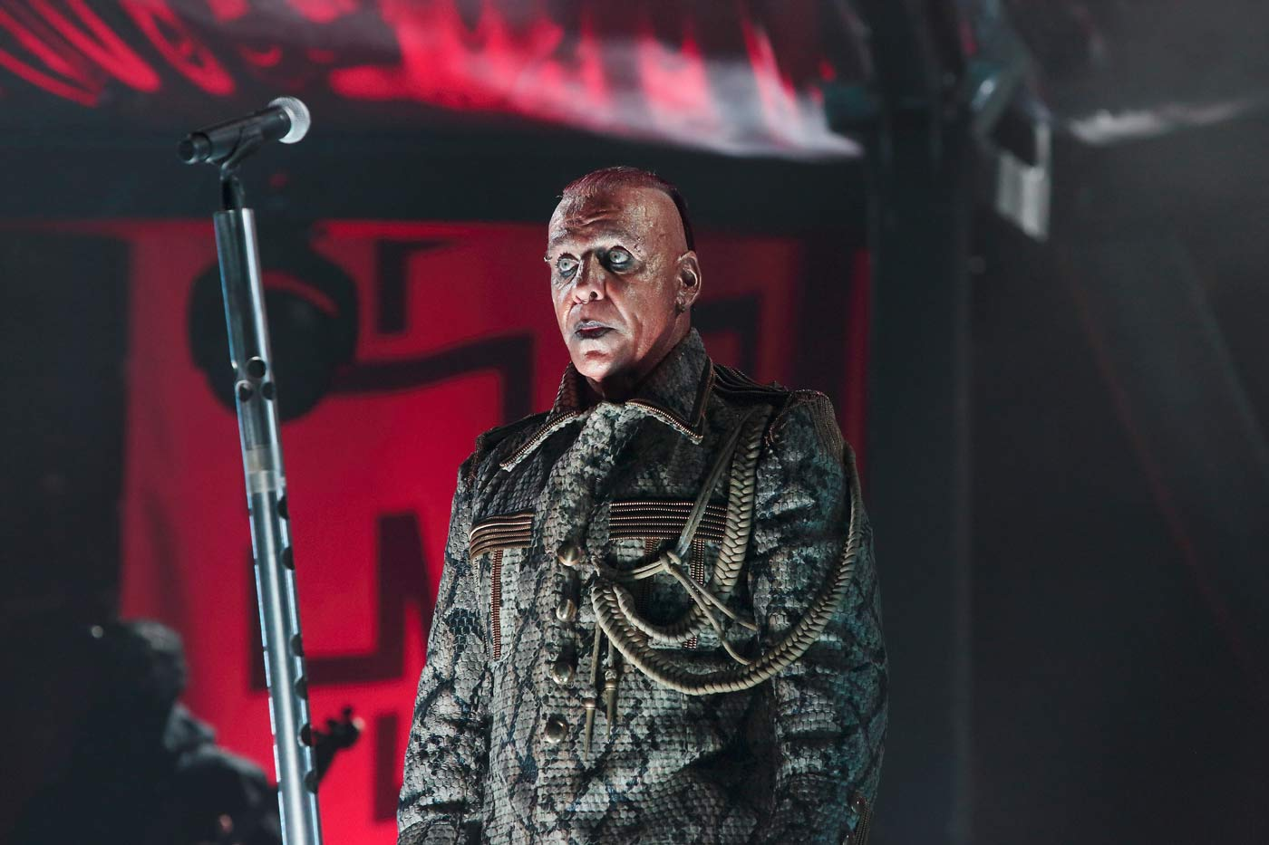 Till Lindemann (Rammstein) hospitalizado, pero negativo en Coronavirus
