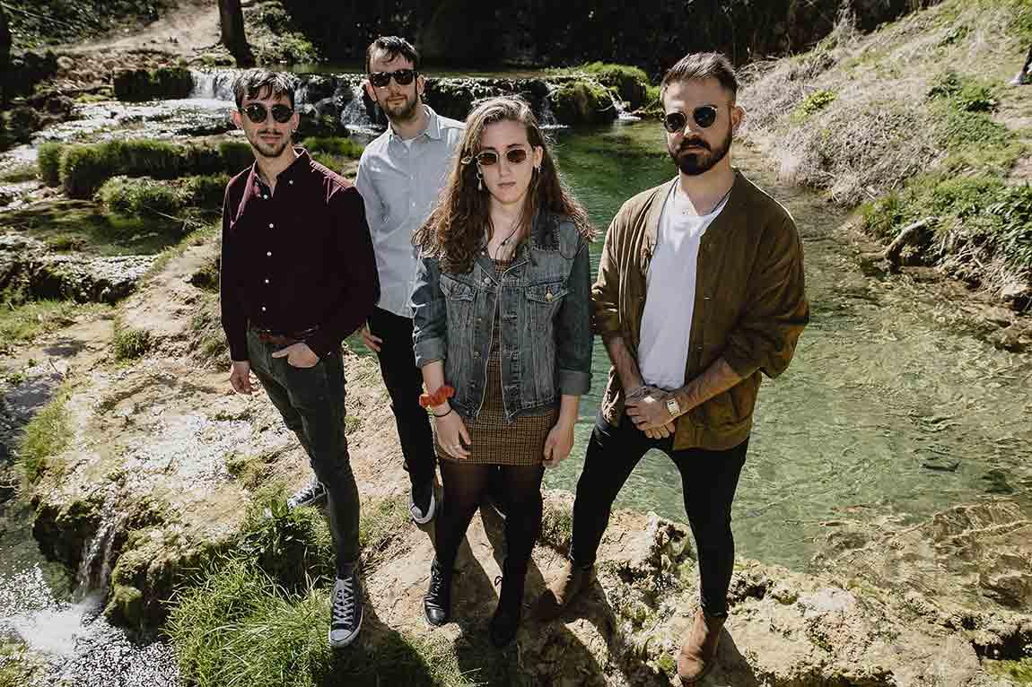 La banda burgalesa Sioqué estrena nuevo vídeo