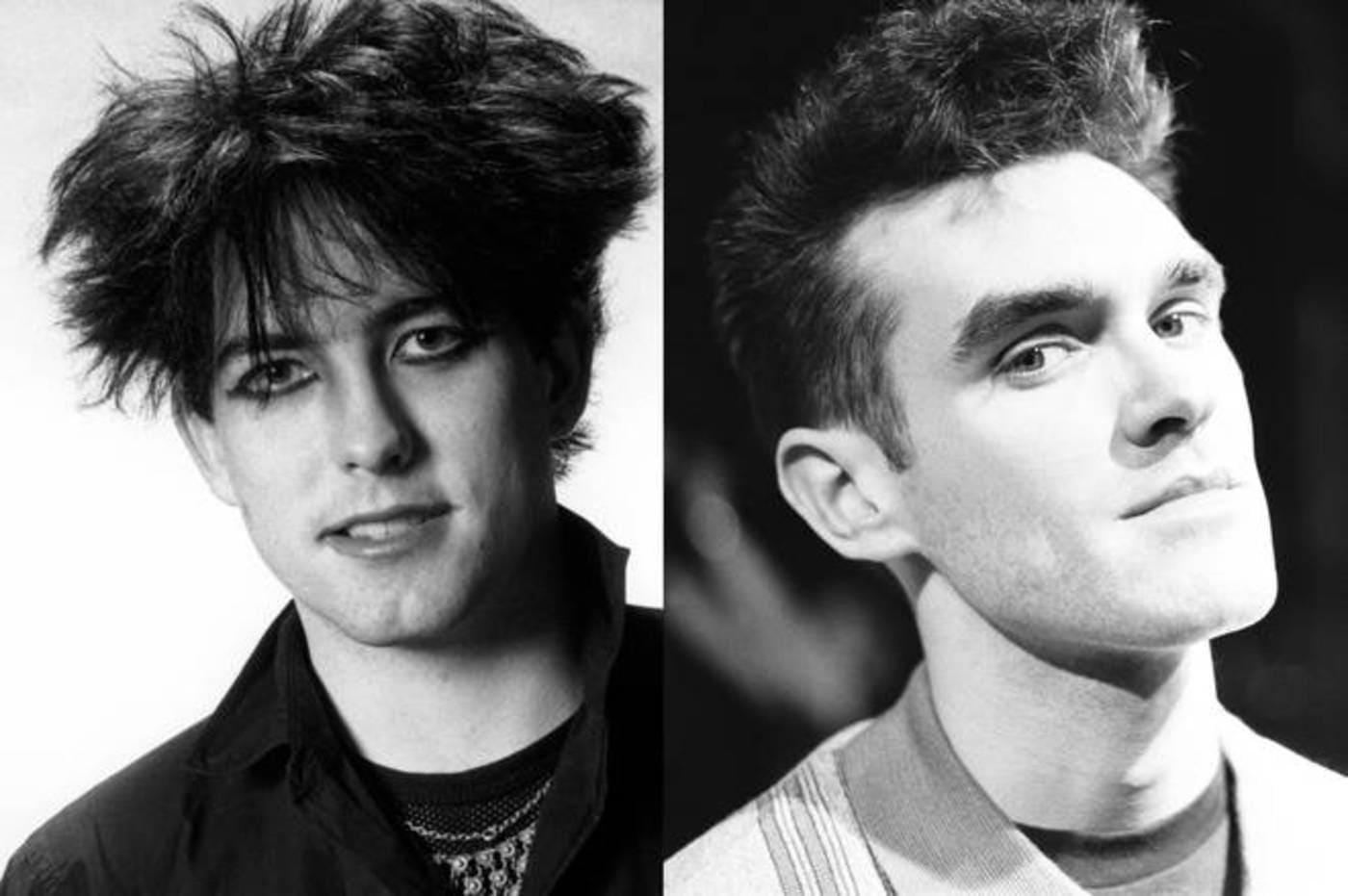 Morrissey se disculpa con Robert Smith… más de 30 años después
