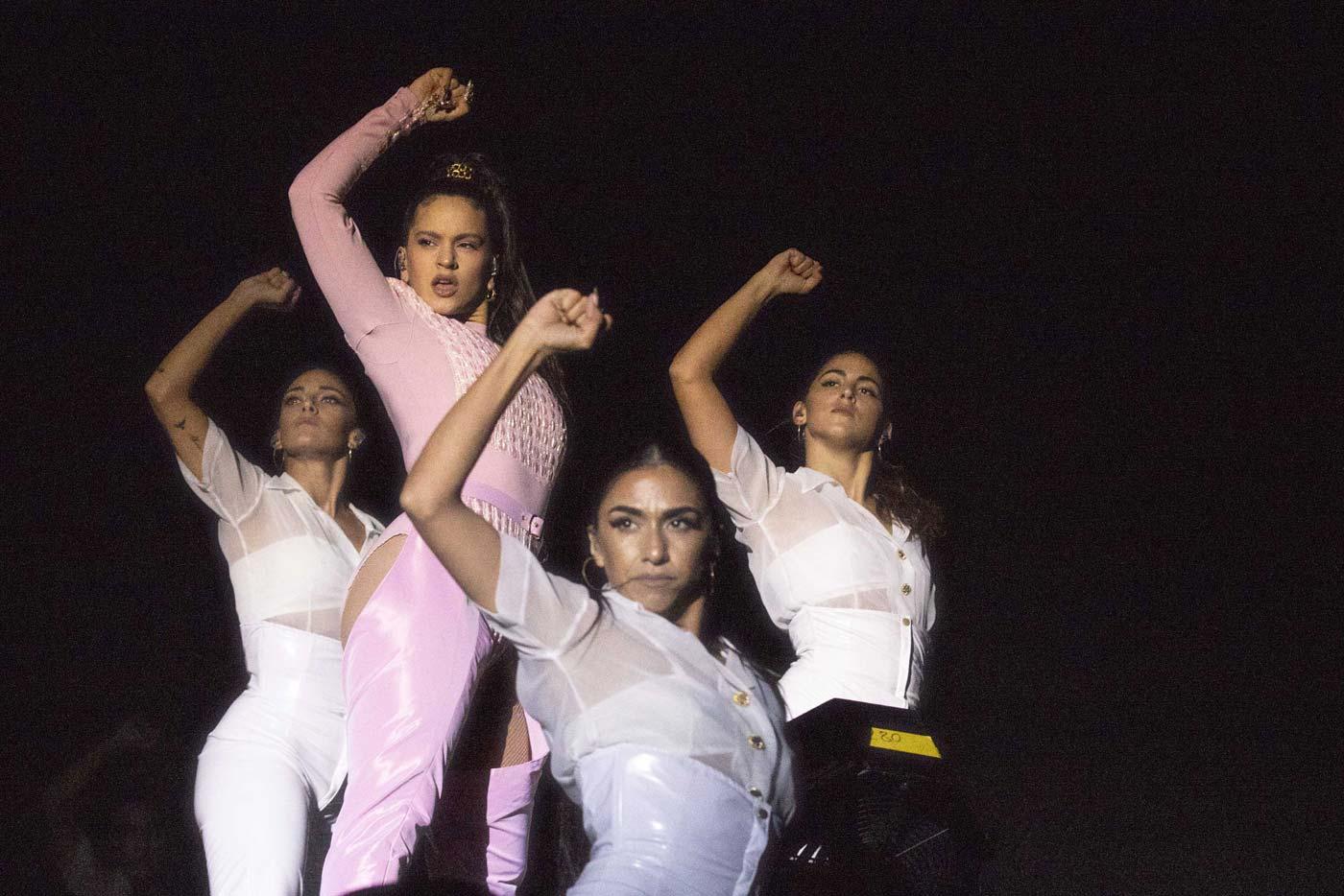 Rosalía anuncia conciertos de fin de gira en Barcelona y Madrid