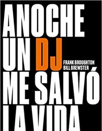 Anoche Un Dj Libro