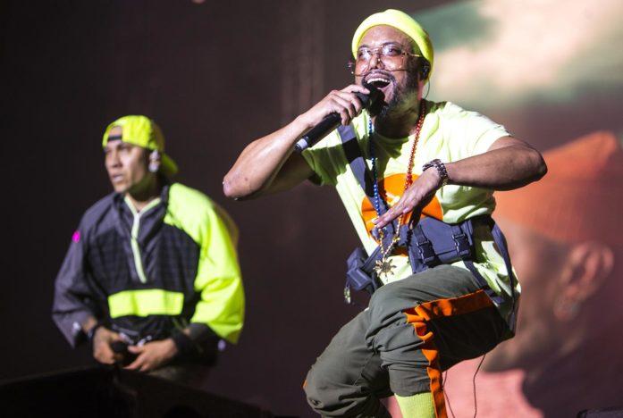 Black Eyed Peas Fernando Ramirez