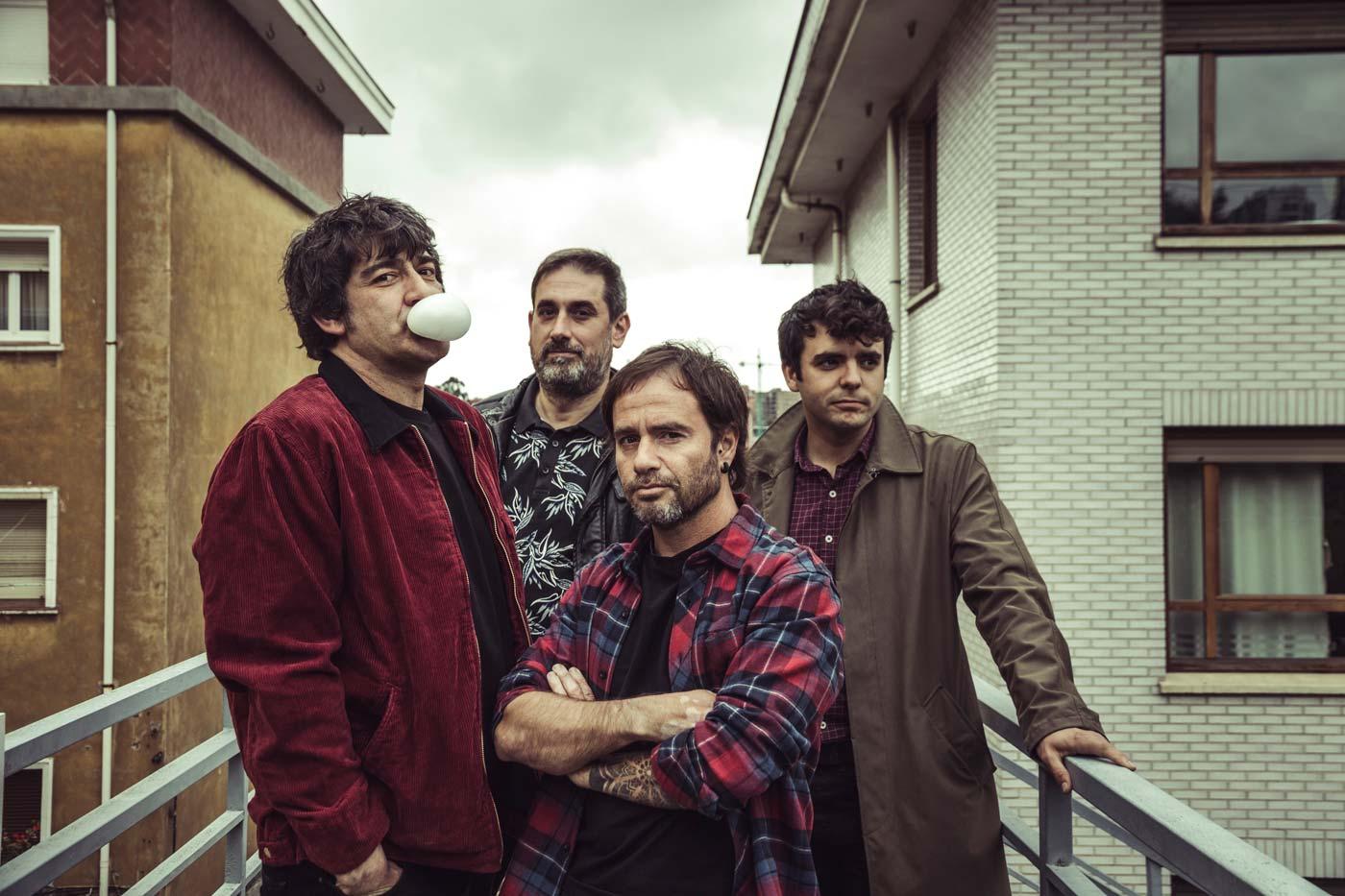 Estrenamos el primer single del nuevo álbum de El Capitán Elefante