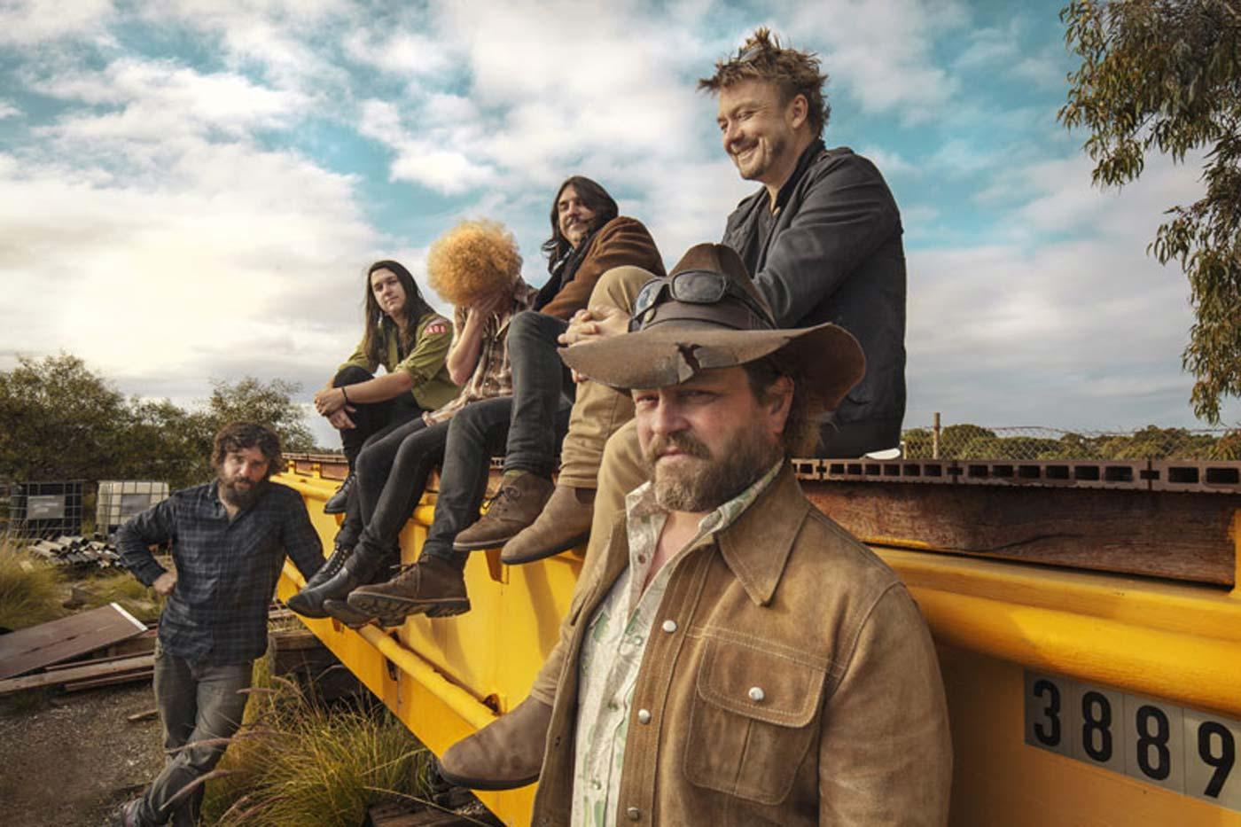 Los australianos The Kill Devil Hills en fecha exclusiva en Donostia