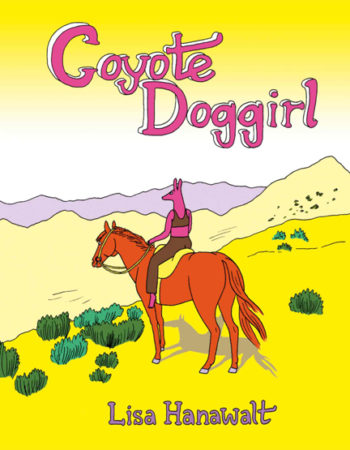 coyote doggirl Lisa Hanawalt