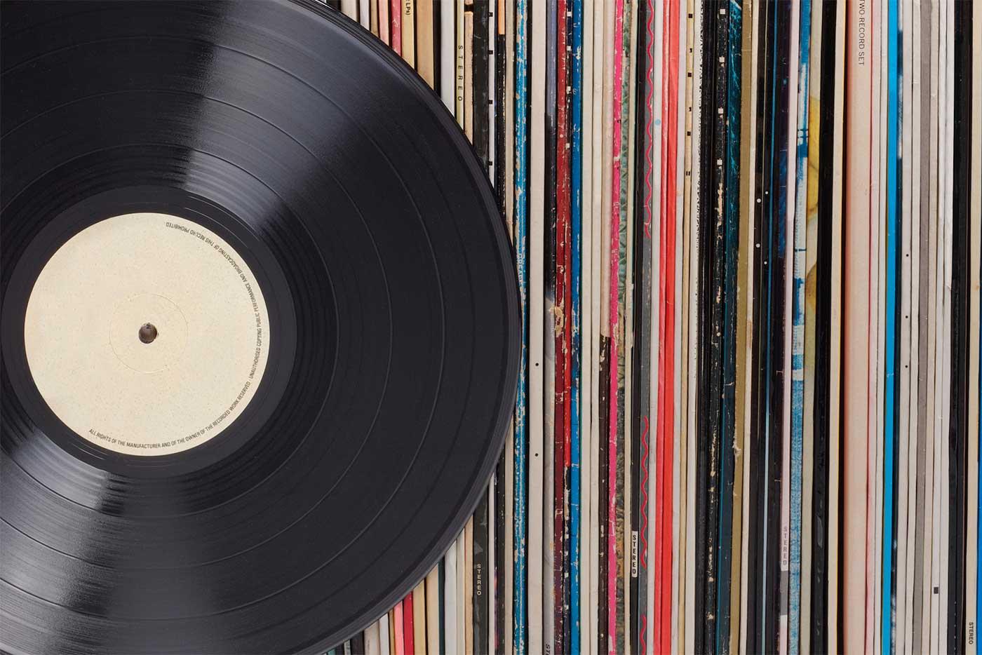 Georgia anima a apoyar a las tiendas de discos