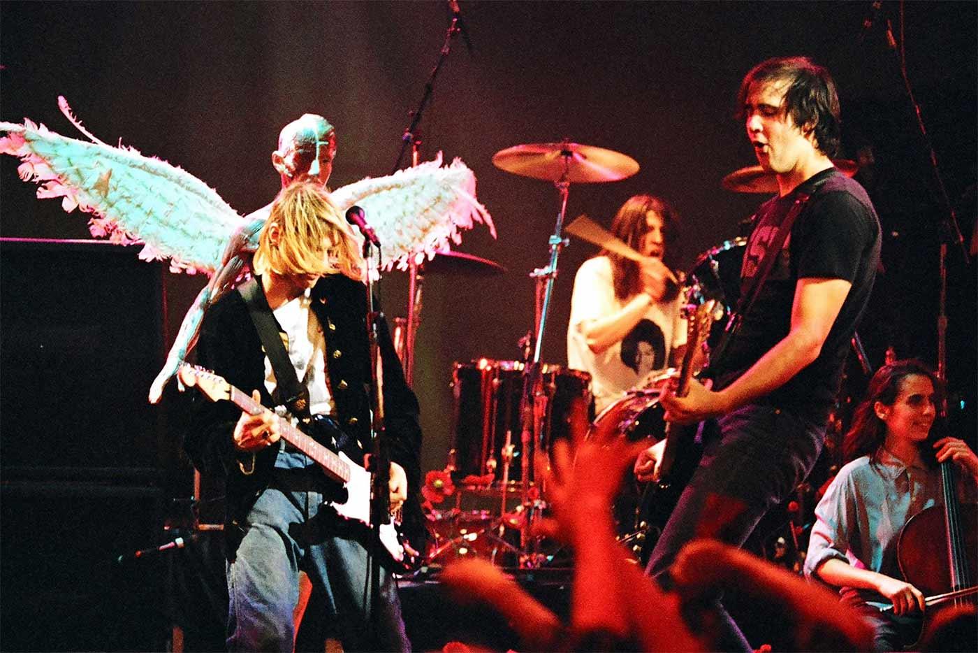 """El disco """"Live and Loud"""" de Nirvana en streaming y vinilo"""