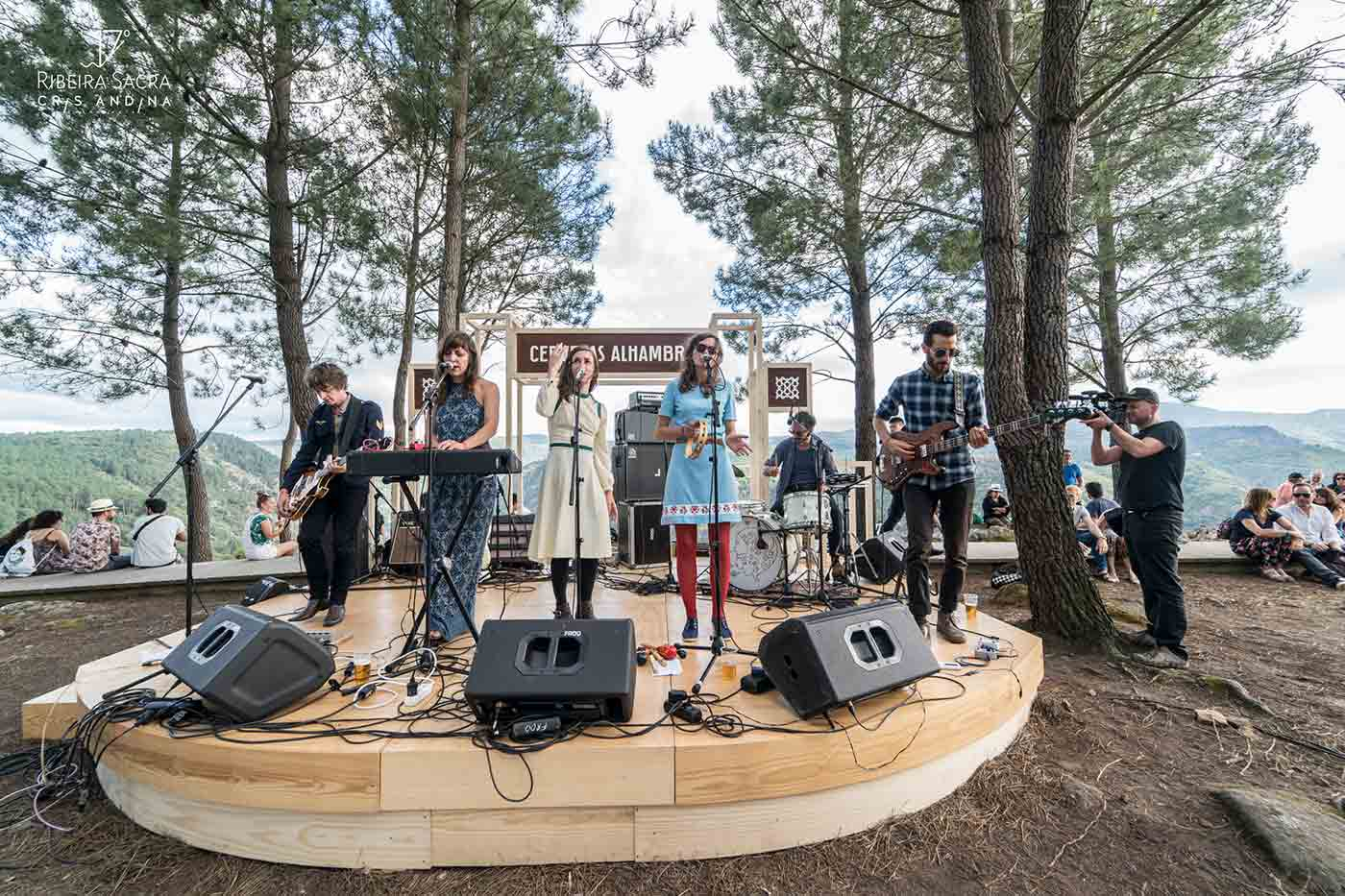 Música, vino y gastronomía se unen en el Festival Ribeira Sacra