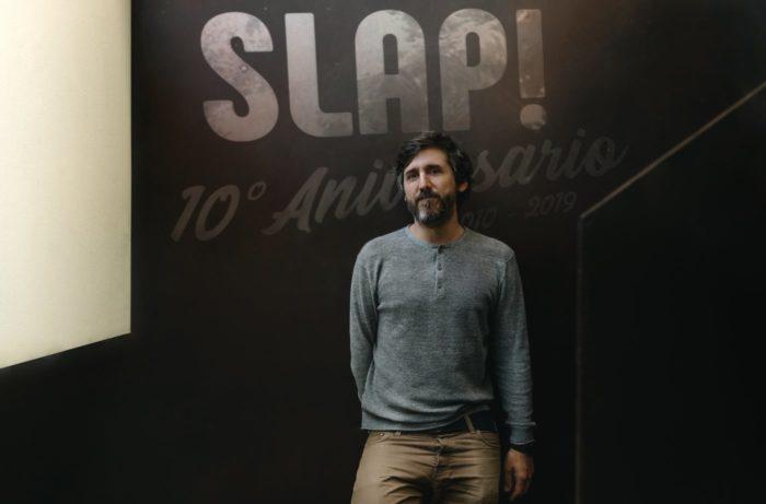 Víctor Domínguez, Director del Slap Festival
