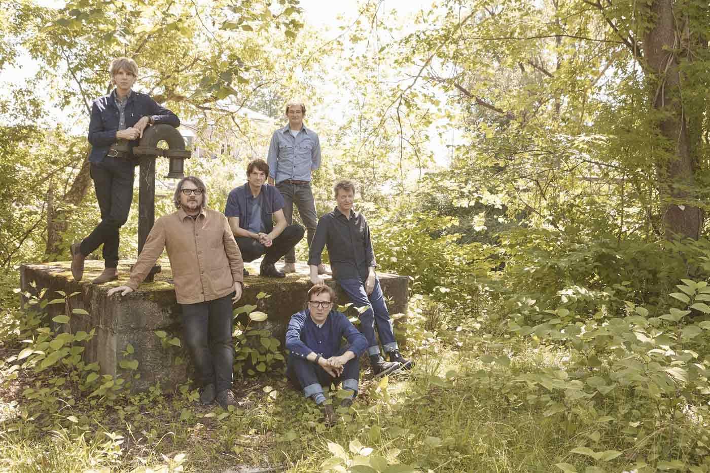 Wilco anuncian nuevo álbum (y comparten su primer adelanto)