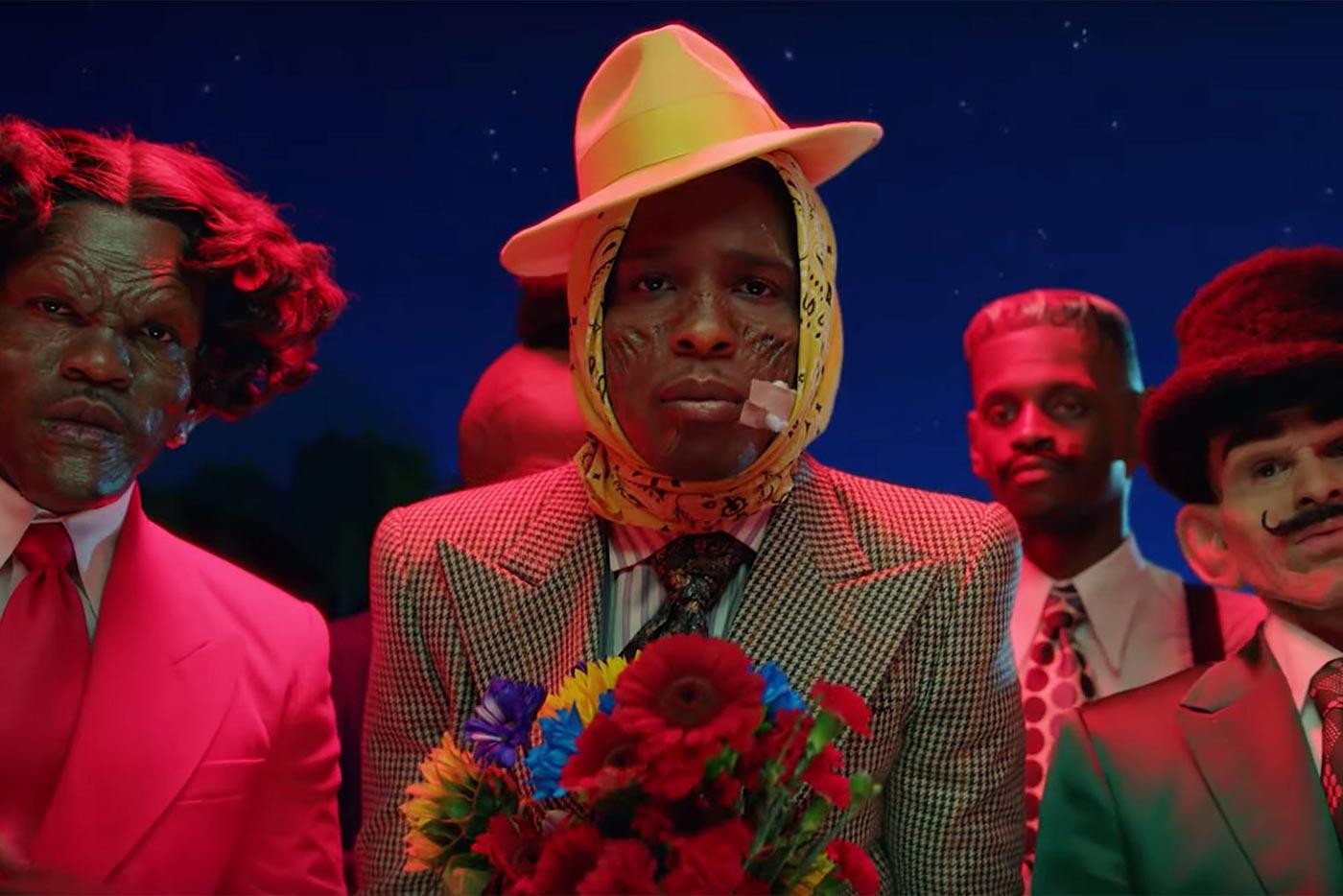 """A$AP Rocky vuelve con """"Babushka Boi"""", nuevo single y videoclip"""