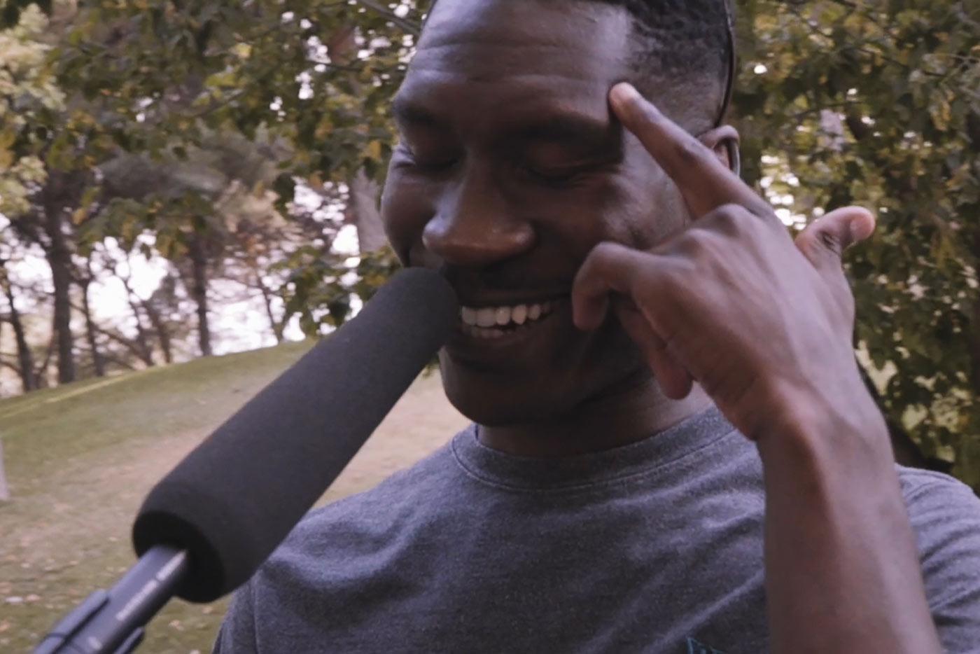 Duddi Wallace protagoniza el segundo vídeo en colaboración con Ubeeqo