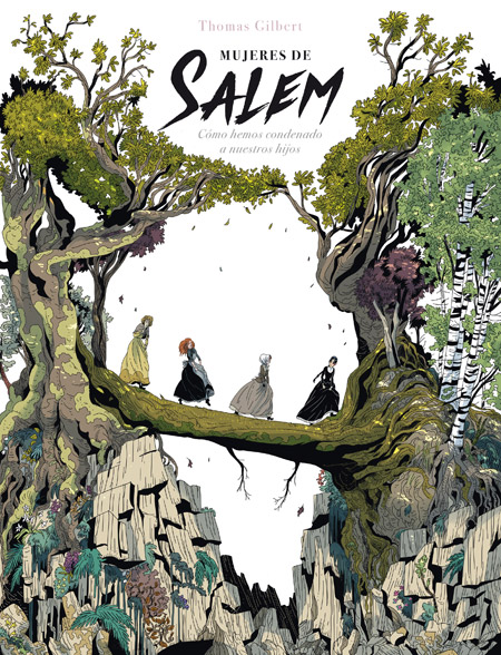 Mujeres de Salem Thomas Gilbert