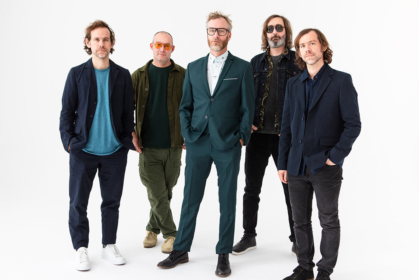 "The National estrenan el videoclip de ""Hey Rosey"""