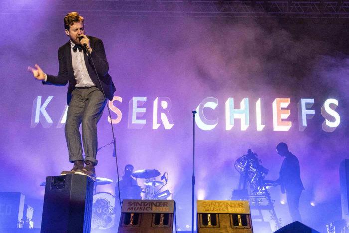 Kaiser Chiefs Santander Music