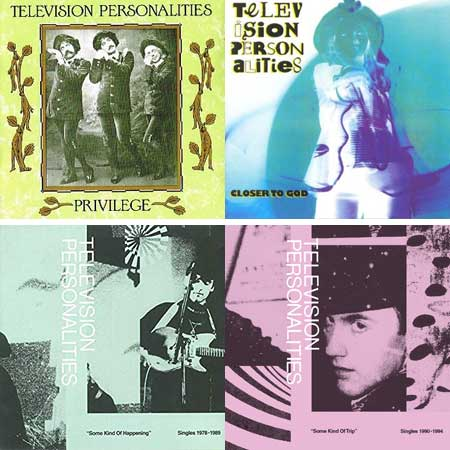 television personalities discos