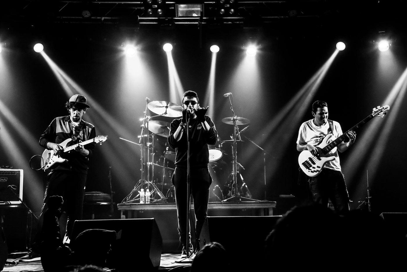 Así queda el programa de la 31 edición del Concurso Pop-Rock Villa de Bilbao