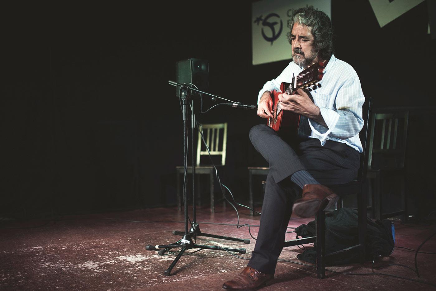 Segunda edición del Festival del Círculo Flamenco de Madrid