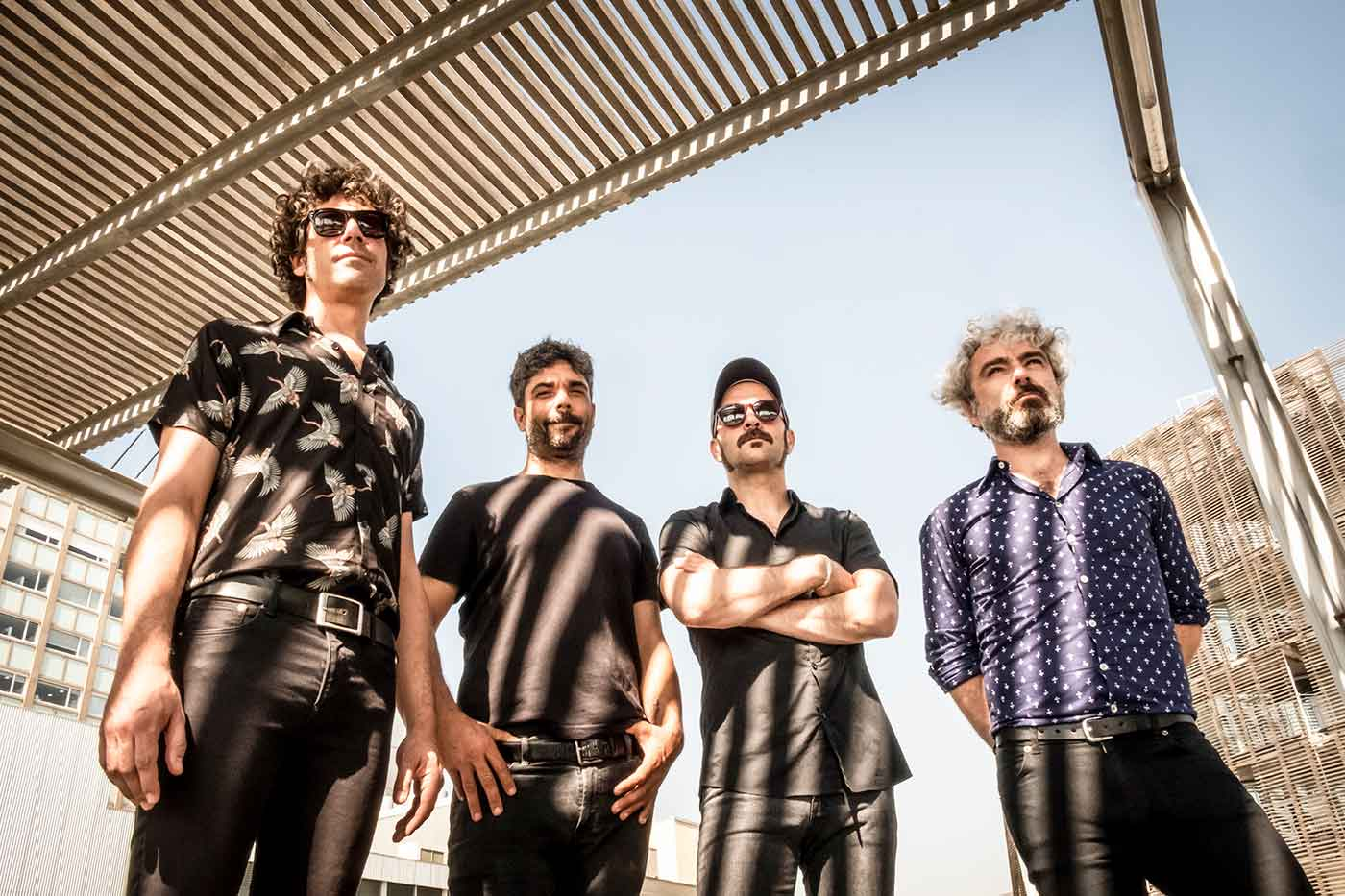 León Benavente se suma al cartel de MUWI La Rioja Music Fest 2020