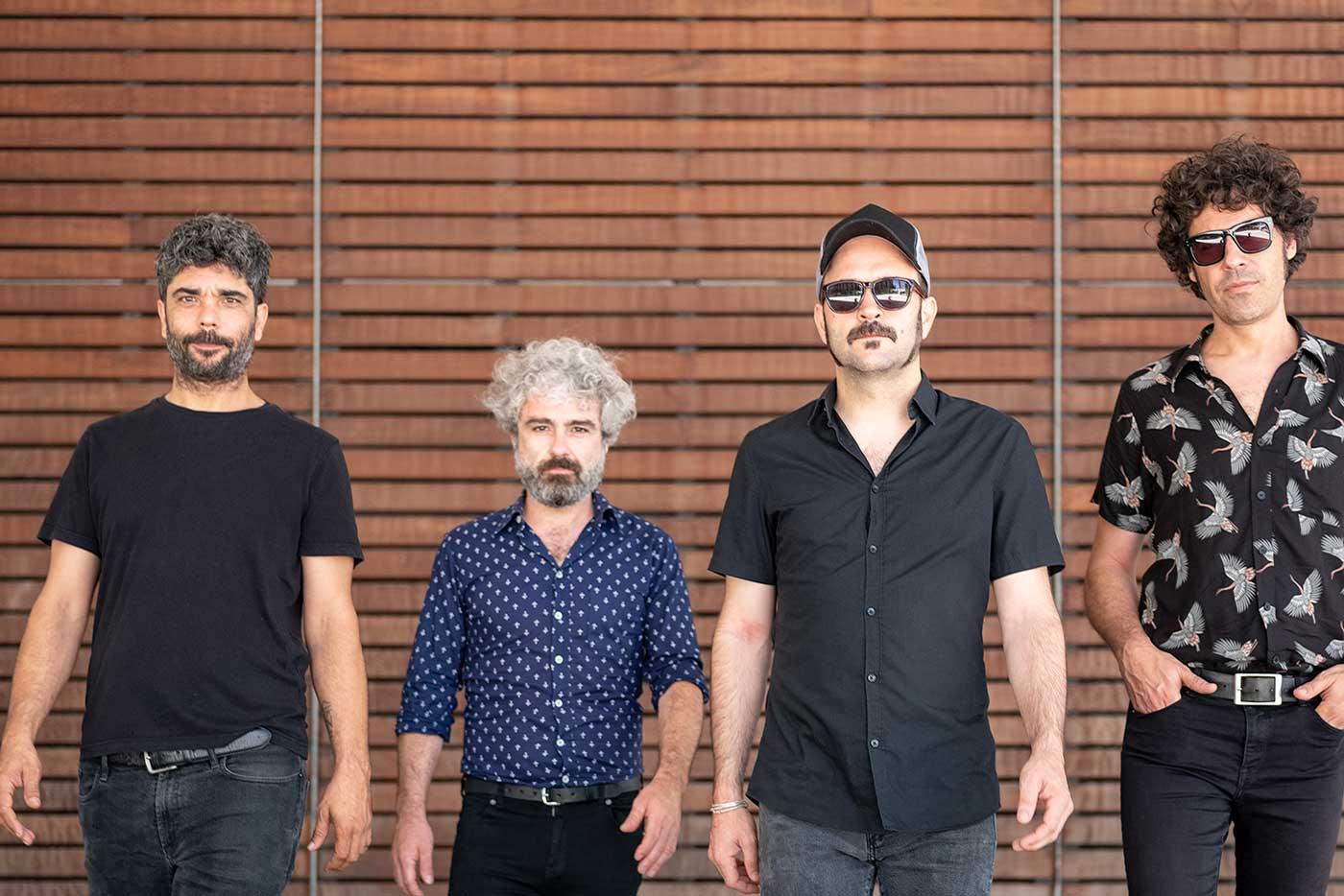 """León Benavente estrenan videoclip para """"La canción del daño"""""""